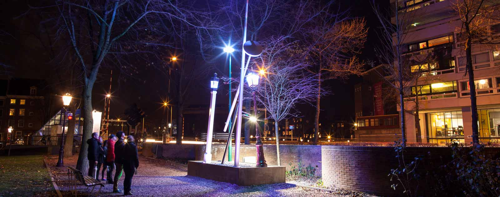 Street Light Evolution - Koen Fraijman